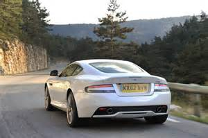 Aston Martin Db9 Fuel Consumption Aston Martin Db9 Technical Specifications And Fuel Economy