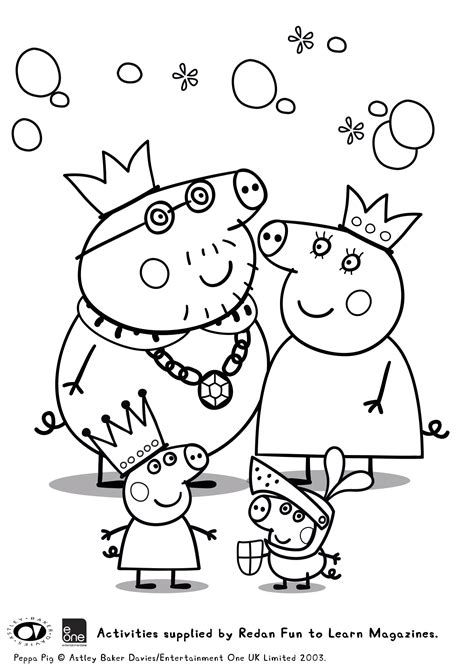 peppa pig christmas coloring pages peppa pig colouring in printables plus huge peppa pig