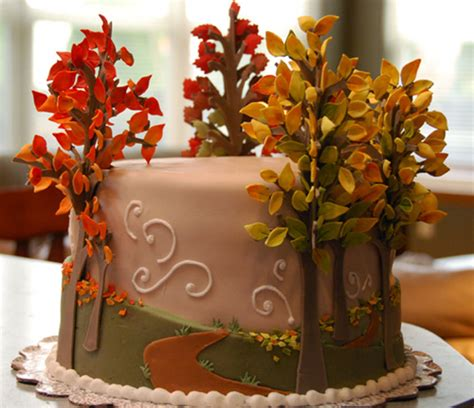 herbstlicher kuchen quot autumn cake quot winner of the daring kitchen cake