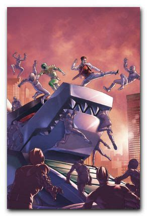 mighty morphin power rangers vol 4 product details mighty morphin power rangers 8 vol 4