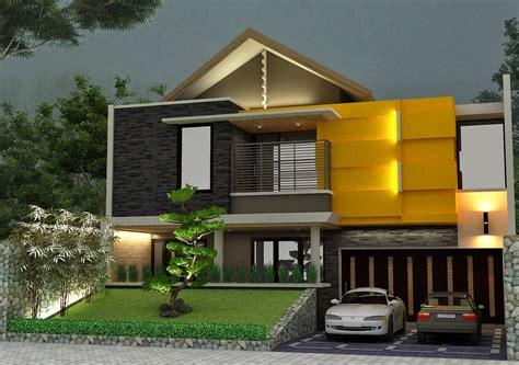 ekspresi rumah dua atap jayawan