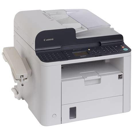 Printer Canon Fax canon i sensys fax l410 a4 laser fax machine 6256b010aa printerbase co uk