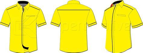 design baju korporat uniform design cs 02 series corporate shirts