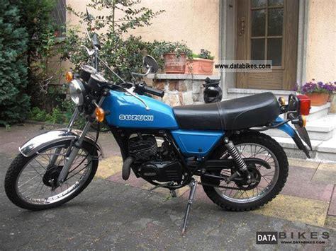 Suzuki Er 125 1980 Suzuki Ts 125 Er Moto Zombdrive