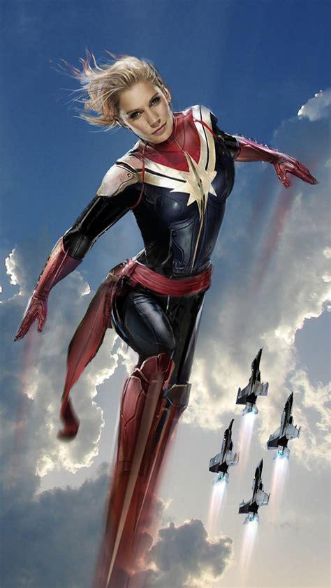 Captain Marvel Carol Danvers Appreciation Quot Higher