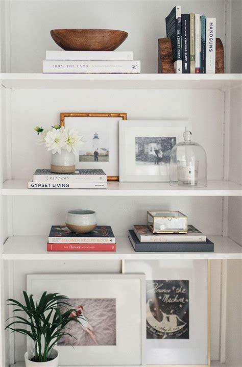 Tips For Decorating Living Room Shelves Best 25 Bookshelf Styling Ideas On Shelving