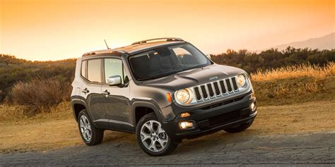 2017 jeep renegade vehicles on display chicago