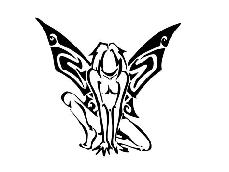 tribal fairy tattoo designs tribal designs best tribal