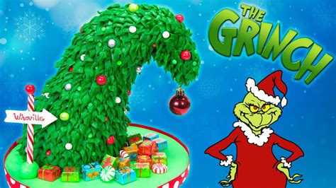 grinch christmas tree cake how the grinch stole christmas