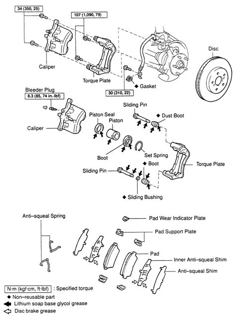 repair guides disc brakes brake caliper autozonecom