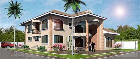 ghanaian house plans dream home design plan for ghana and all africa countries