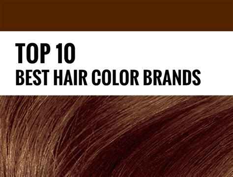top hair color brands top 10 best hair color brands in india updated