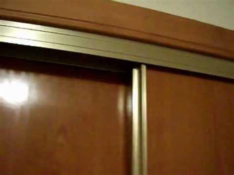 como hacer un armario empotrado con puertas correderas armario empotrado puertas correderas 5 7 youtube