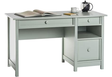Cottage Computer Desk Teknik Office Computer Desk Cottage Green Finish