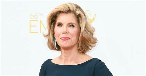 Christine Baranski Christine Baranski S Spinoff Gets Picked Up