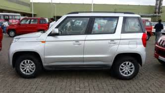 mahindra launch new car mahindra tuv300 price specifications mileage review