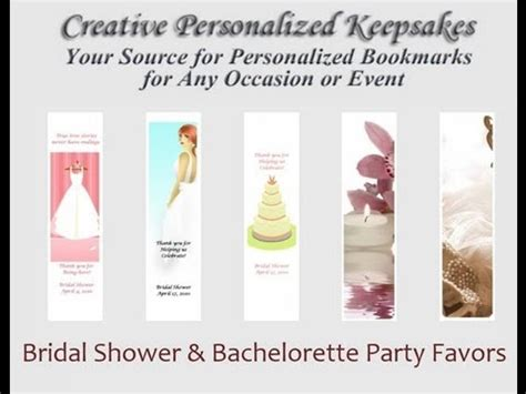 Difference Between A Bridal Shower And Bachelorette by Bachelorette Favors Bridal Shower Favor Ideas