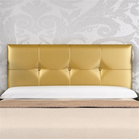 Gold Headboard by Headboard Mod Class 90 Cm Gold Sleepens