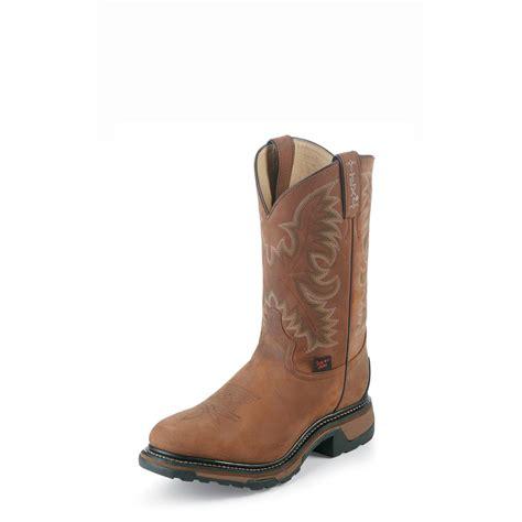 tony lama work boots tony lama tlx cheyenne work boots tw1007 654902