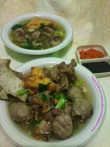 Panci Bakso its my live its my problem anything here resep kuah