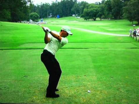 sergio garcia swing slow motion sergio garcia swing vision slow motion with sergio garcia