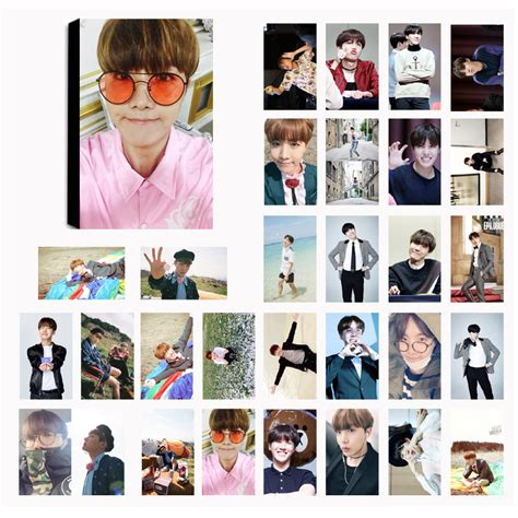 Gift Card Mall Reviews - bts j hope lomo photocard set kpop mall usa