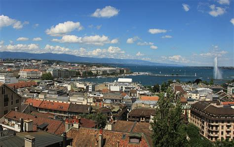 Geneva Rise switzerland s new high speed unveiled the local