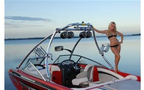 wake boat speaker covers waketower pro wakeboard tower and boat audio installation