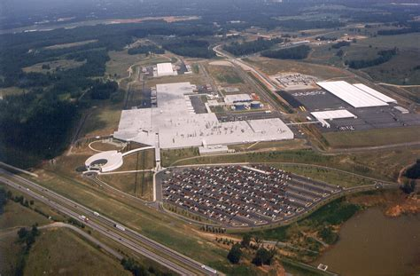 Bmw Plant Spartanburg by Bmw S Spartanburg Factory Becomes The Brand S Largest