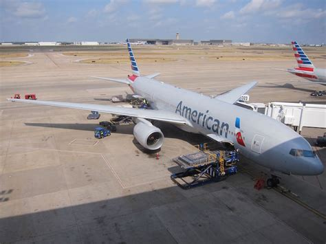Bomber Lucky Gate Premium american s new aircraft dependent dfw gate assignments one mile at a time
