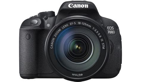 Canon Eos 700d Kit 18 135mm Canon Eos 700d 18 135mm Is Stm Kit Dslrs Photopoint