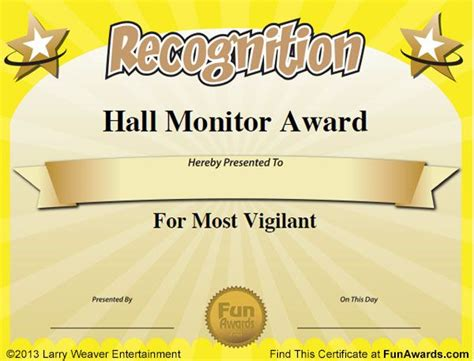 silly certificates awards templates silly certificates awards templates new 10 best