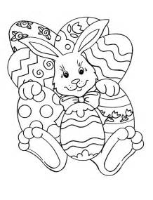 easter coloring pages coloringpagesabc