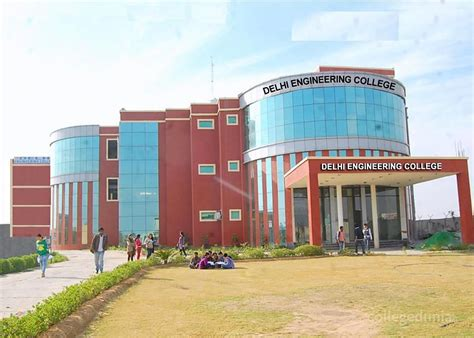 Mba Colleges In Faridabad Ncr by Delhi Engineering College Faridabad Courses Fees 2017 2018