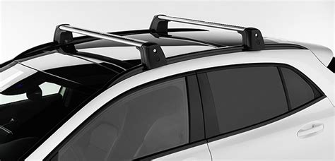 Mercedes Roof Rack by Mercedes Oem Roof Rack Cross Bars Basic Carrier Gla Class 2015 2016 X156 Ebay