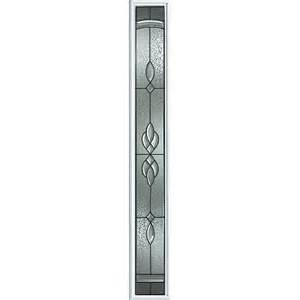 Shop reliabilt hampton patina sidelight glass replacement kit at lowes