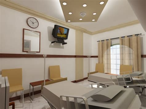 most reliable interior designer for hospital nursing home