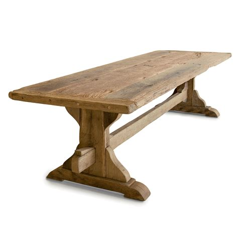Recycled Dining Tables Reclaimed Dining Table Reclaimed Oak Dining Table Inspiration And Design Ideas For House