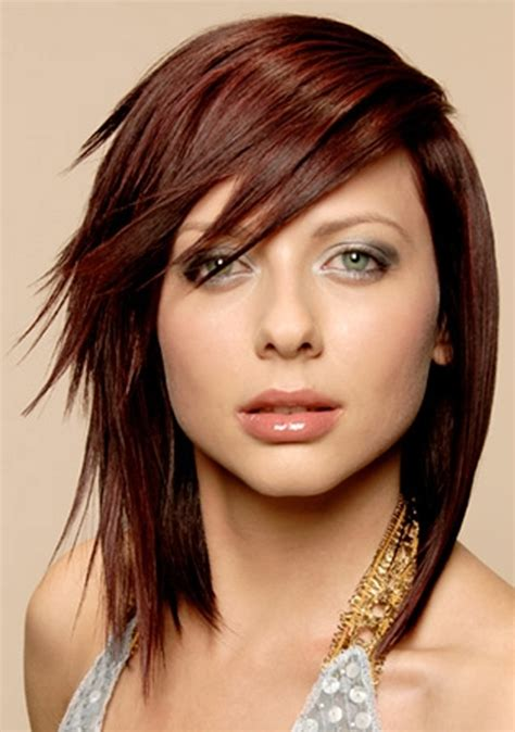 most popular choppy medium length hairstyles ideas elle