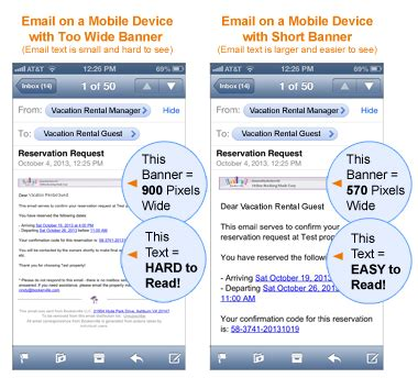 read on mobile emails easier to read on mobile devices
