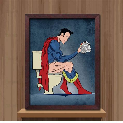 2017 batman superman cartoon painting decorative painting