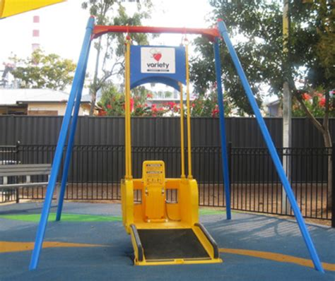 swing for wheelchair users liberty wheelchair swing independent living centres