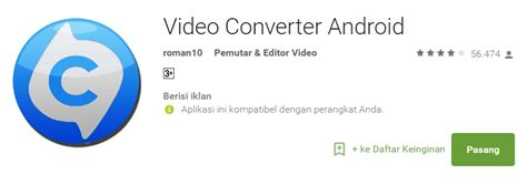 converter android converter android youtuber indonesia