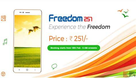 Bell Freedom 251 Di Indonesia ecco freedom 251 lo smartphone android a soli 3
