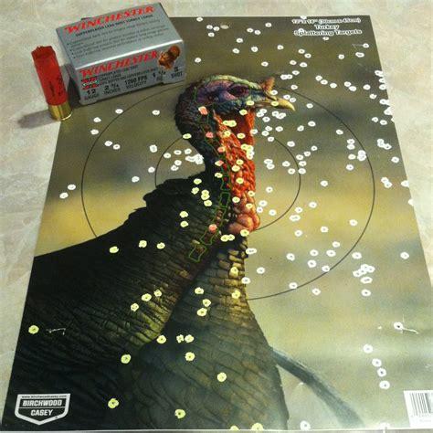 pattern your shotgun for wild turkey turkey hunting shotgun patterning big game hunting blog