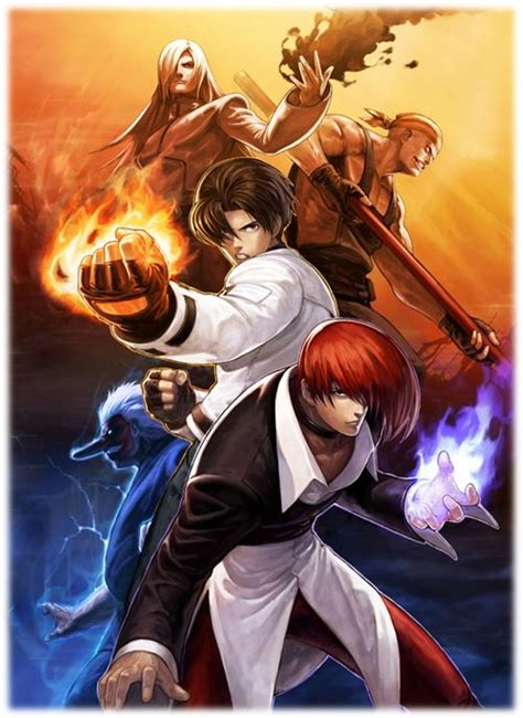 imagenes chidas the king of fighters imagen the king of fighters xiii climax arte 001 jpg