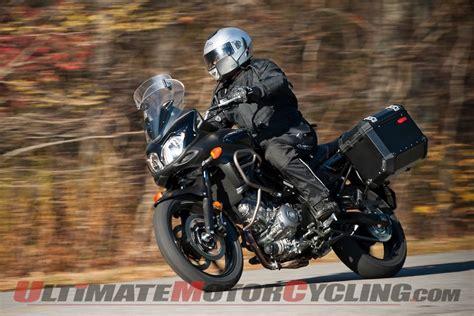 2012 Suzuki V Strom 650 Adventure   Review   Ultimate
