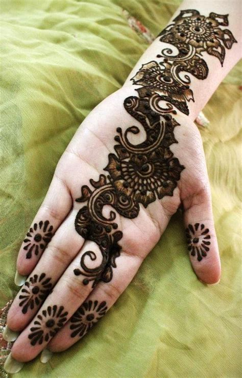 Arabic Designs For Modern And Latest Arabic Mehndi Design Top Pakistan