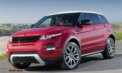 price of range rover evoque in india 2011 range rover evoque to india spotted pics on page