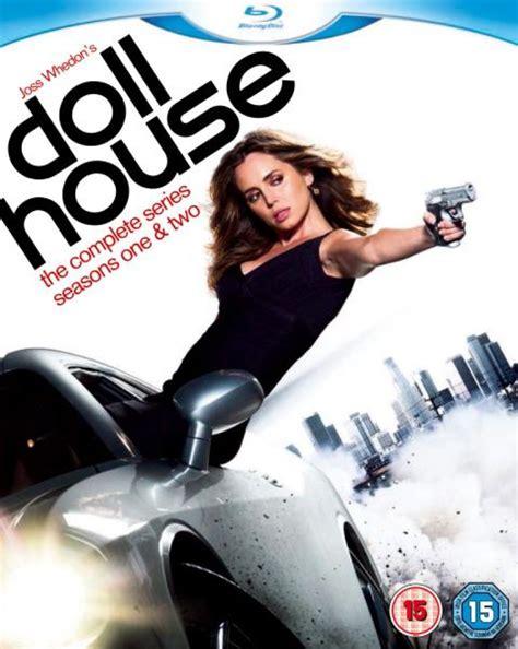 dollhouse 2 season dollhouse season 1 2 complete zavvi